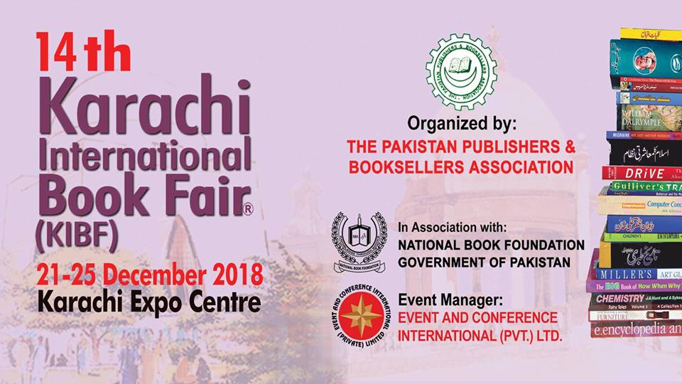 14th Karachi International Book Fair Expo Center, Karachi - Gharana PK